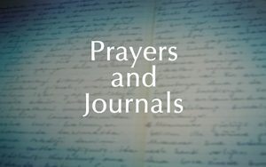 prayers-and-journals